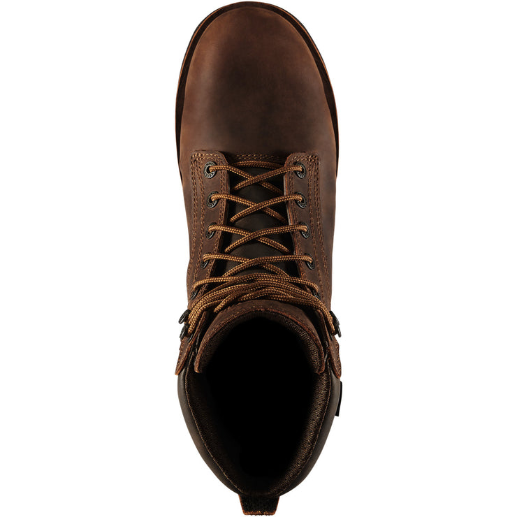 "Danner Workman 6"" Brown AT - Baker's Boots and Clothing"