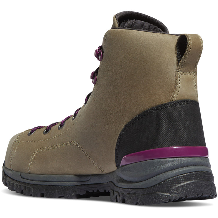 "Danner Women's Stronghold 5"" Gray NMT - Baker's Boots and Clothing"