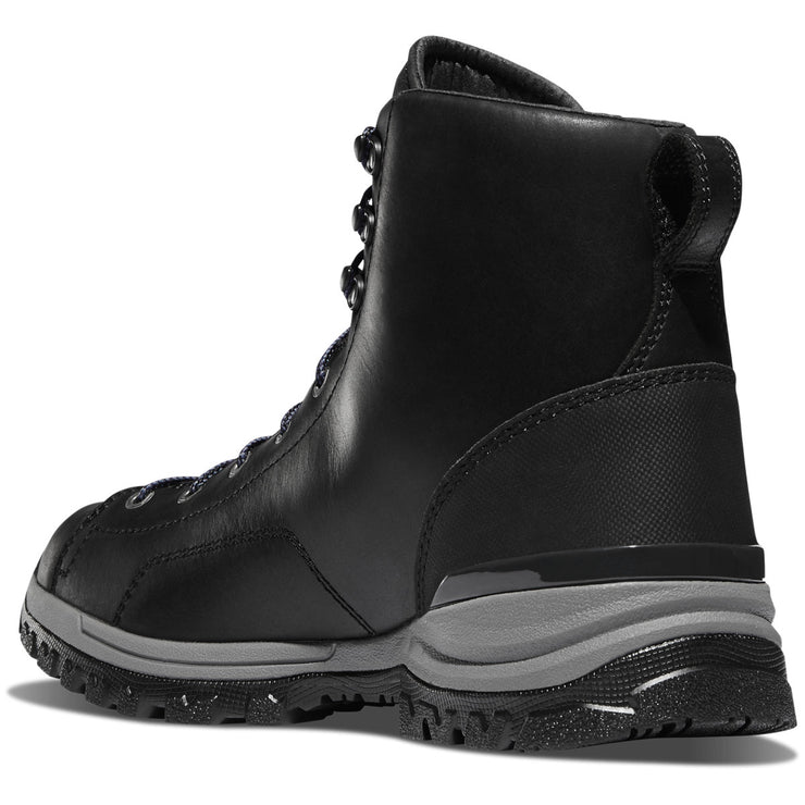 "Danner Stronghold 6"" Black - Baker's Boots and Clothing"