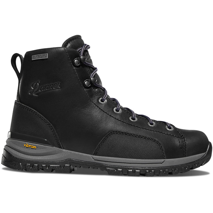 "Danner Women's Stronghold 5"" Black - Baker's Boots and Clothing"
