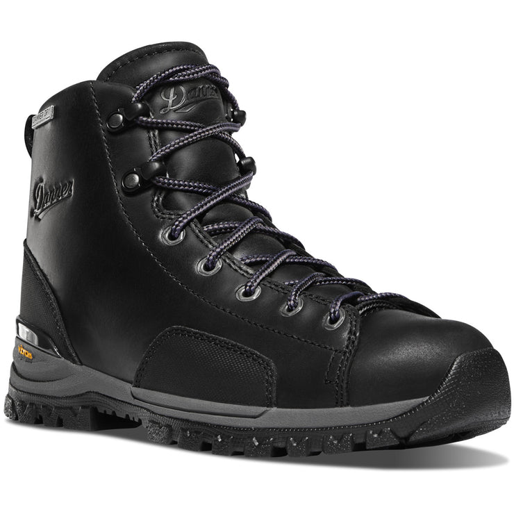 "Danner Women's Stronghold 5"" Black NMT - Baker's Boots and Clothing"