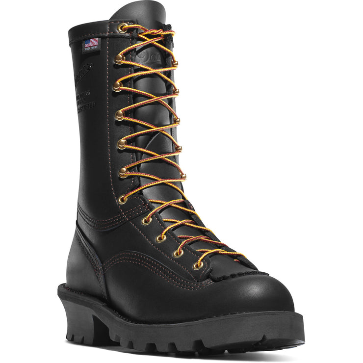 "Danner Flashpoint II 10"" All Leather Black - Baker's Boots and Clothing"