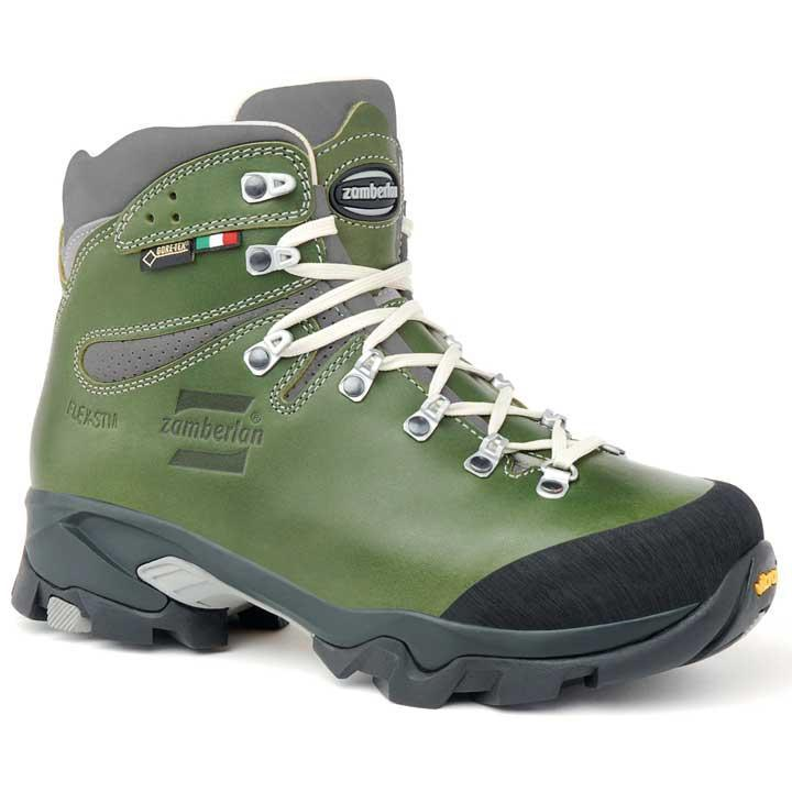 Zamberlan 1996 Vioz Lux GTX RR - Waxed Green - Women's - Baker's Boots and Clothing