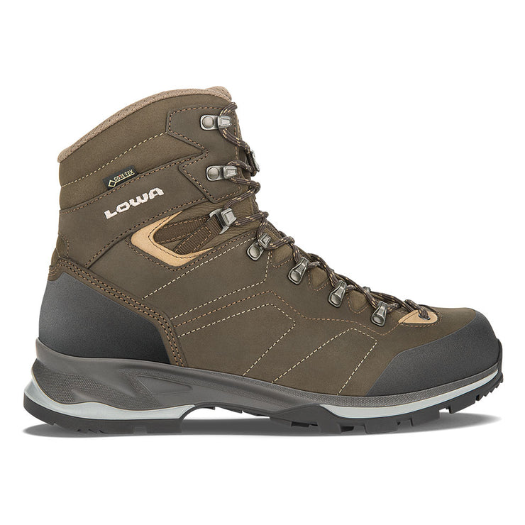 Lowa Santiago GTX - Slate/Beige - Baker's Boots and Clothing