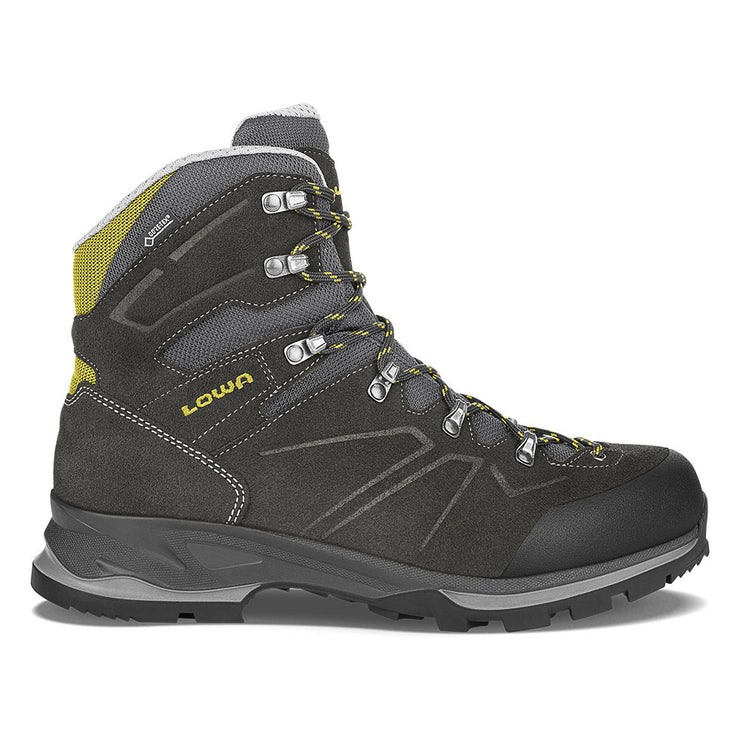 Lowa Baldo GTX - Anthracite & Olive - Baker's Boots and Clothing