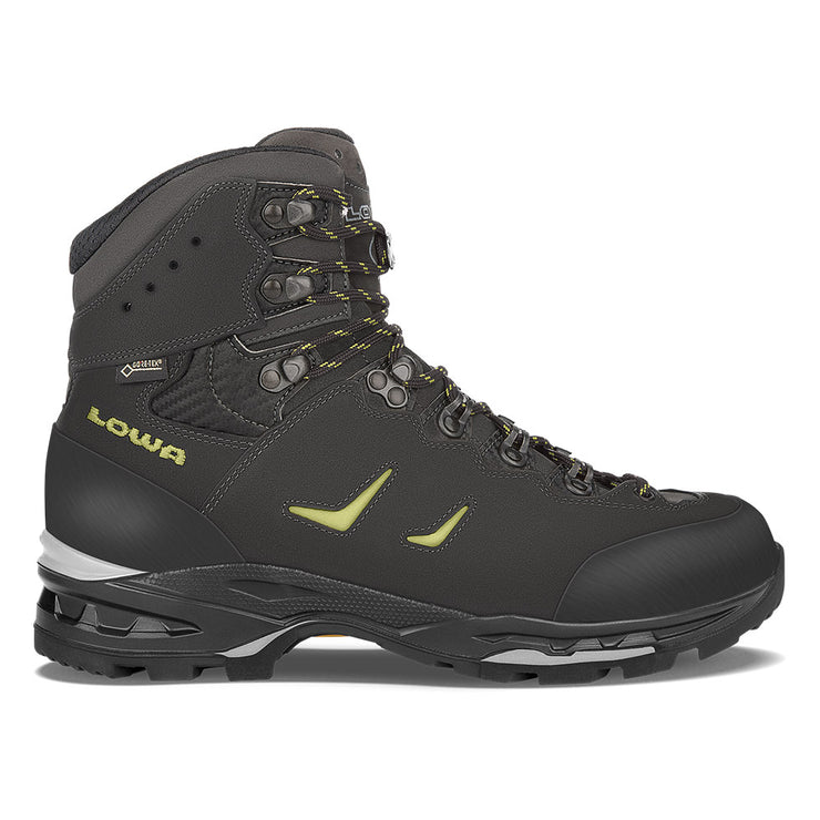 Lowa Camino GTX - Anthracite & Kiwi - Baker's Boots and Clothing