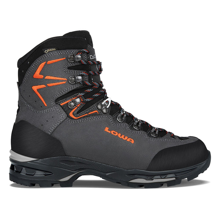 Lowa Ticam II GTX - Anthracite & Orange - Baker's Boots and Clothing