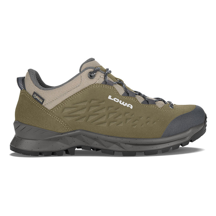 Lowa Explorer GTX Lo - Olive/Grey - Baker's Boots and Clothing