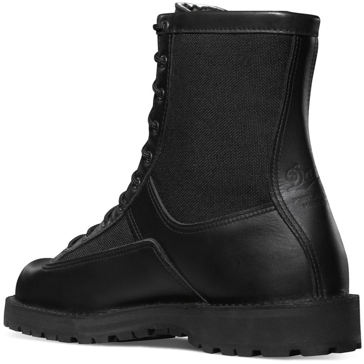 "Danner Acadia 8"" Black NMT - Baker's Boots and Clothing"
