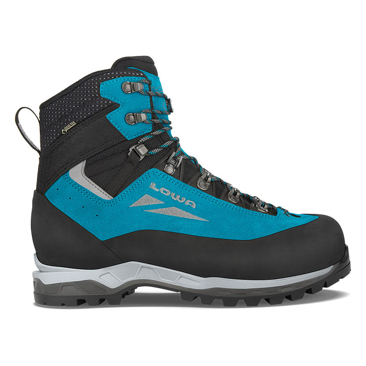 Lowa Cevedale Evo GTX Women's- Turquoise - Baker's Boots and Clothing