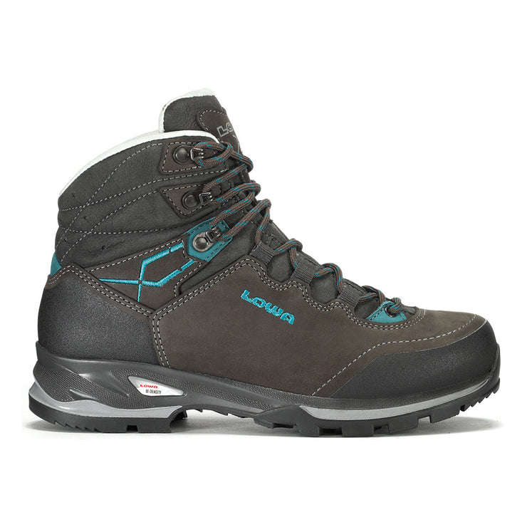 Lowa Lady Light LL - Slate/Turquoise - Baker's Boots and Clothing
