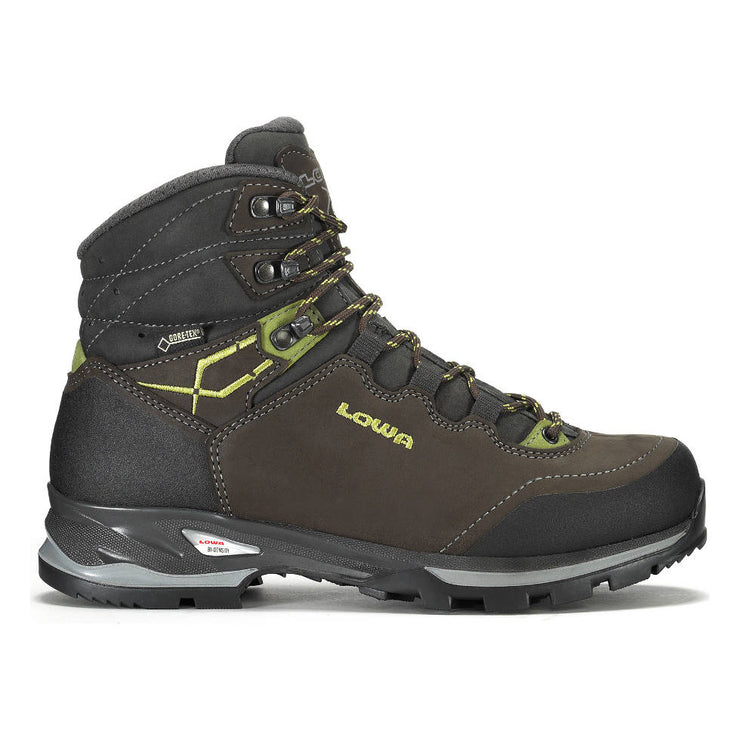 Lowa Lady Light GTX - Slate/Green - Baker's Boots and Clothing