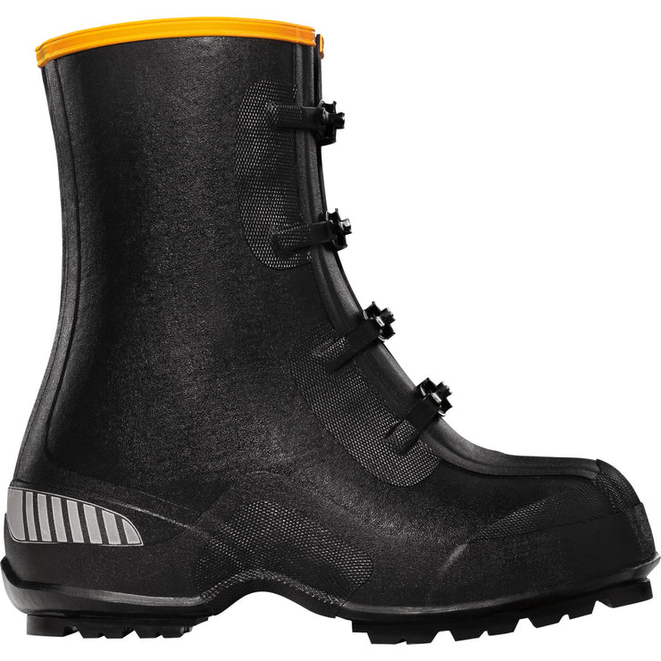 "LaCrosse 12"" ATS Overshoe Black - Baker's Boots and Clothing"