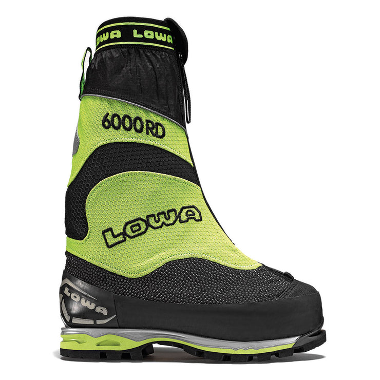 Lowa Expedition 6000 Evo Rd - Lime/Silver - Baker's Boots and Clothing