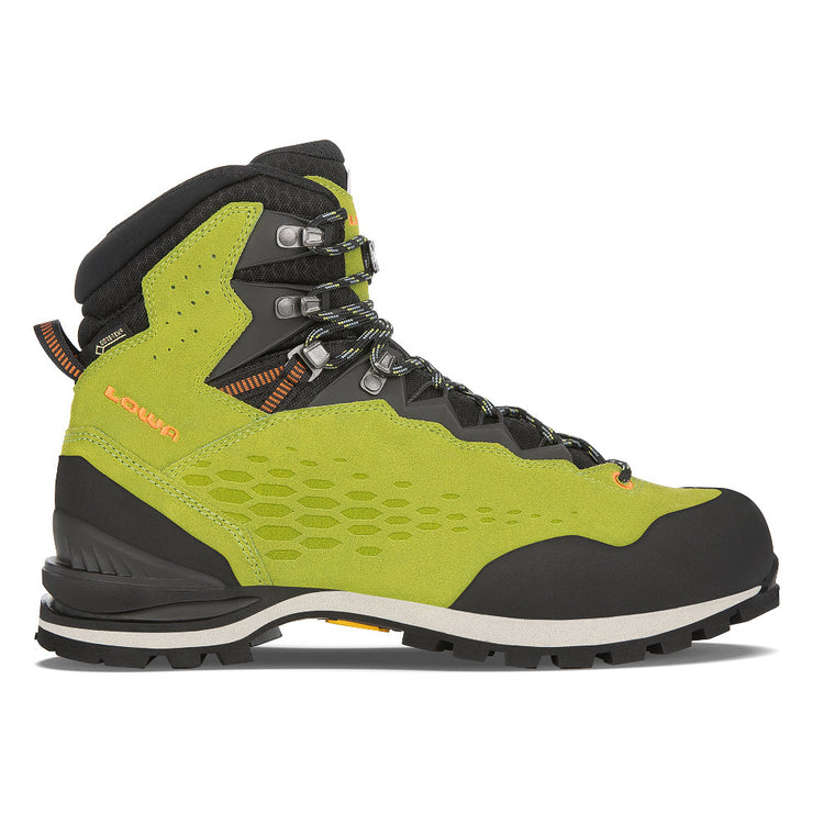 Lowa Cadin GTX Mid - Lime - Baker's Boots and Clothing