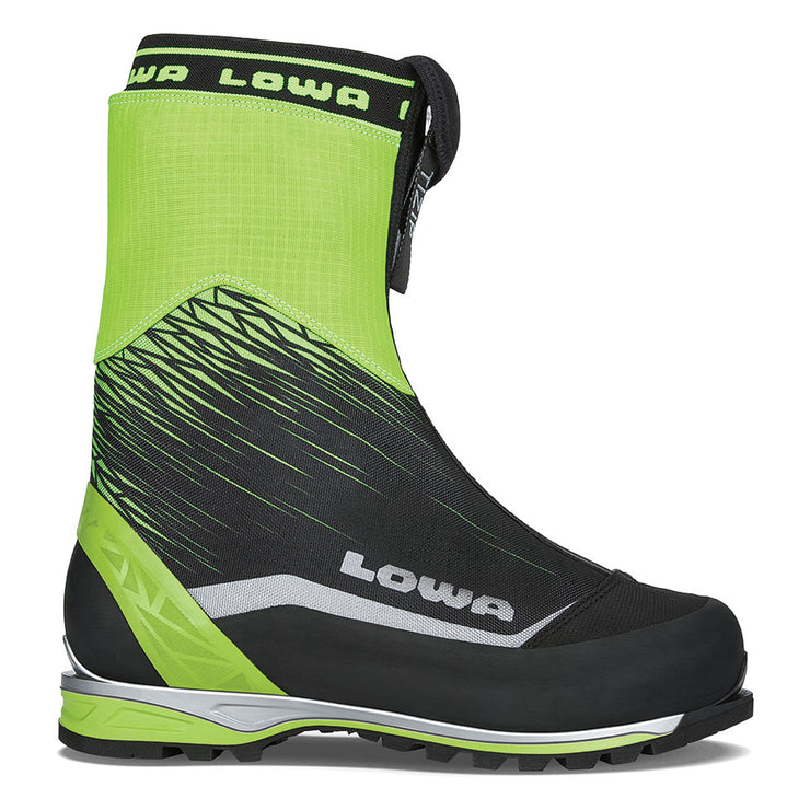 Lowa Alpine Ice GTX - Lime/Black - Baker's Boots and Clothing