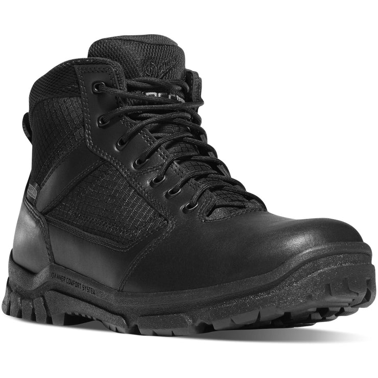 "Danner Lookout 5.5"" Black - Baker's Boots and Clothing"