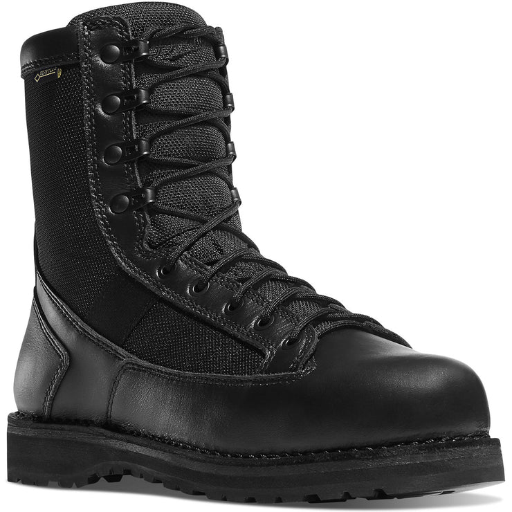 "Danner Stalwart 8"" Black - Baker's Boots and Clothing"
