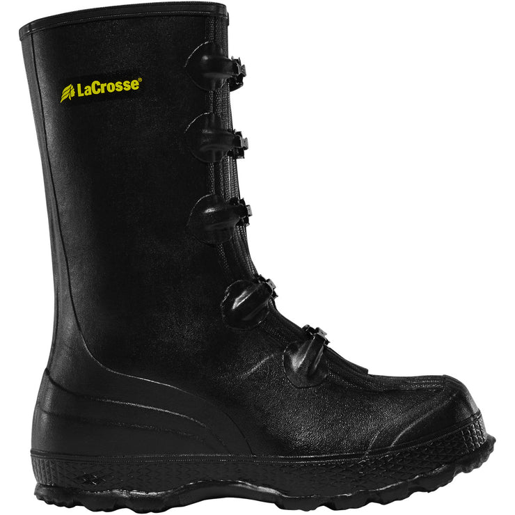 "LaCrosse Z Series Overshoe 14"" Black - Baker's Boots and Clothing"