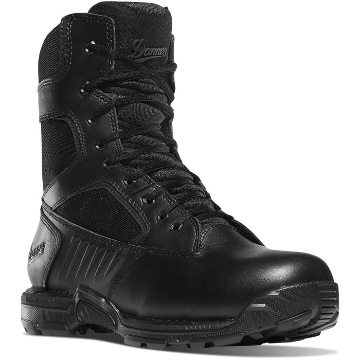 "Danner StrikerBolt Side-Zip 8"" Black - Baker's Boots and Clothing"