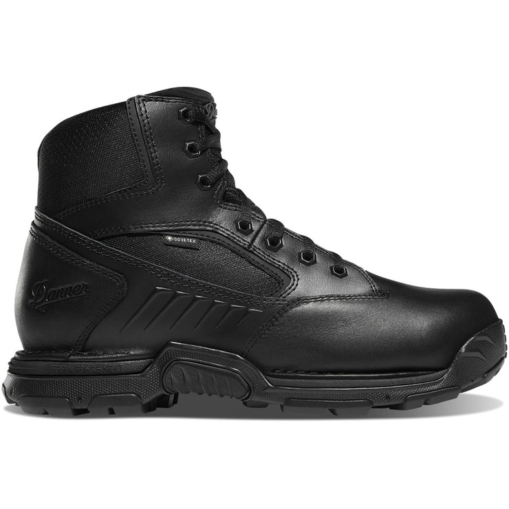 "Danner StrikerBolt Side-Zip 6"" Black GTX - Baker's Boots and Clothing"