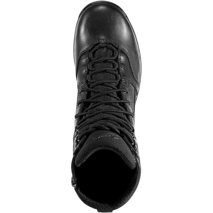 "Danner Kinetic Side-Zip 8"" Black GTX - Baker's Boots and Clothing"