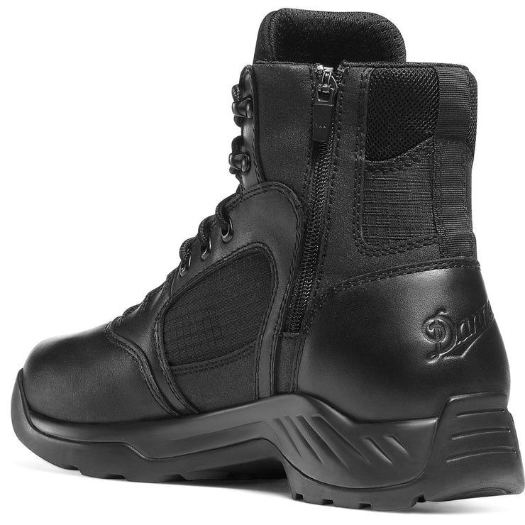 "Danner Kinetic Side-Zip 6"" Black GTX - Baker's Boots and Clothing"
