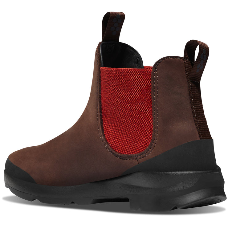 Danner Women's Pub Garden Chelsea Java - Baker's Boots and Clothing