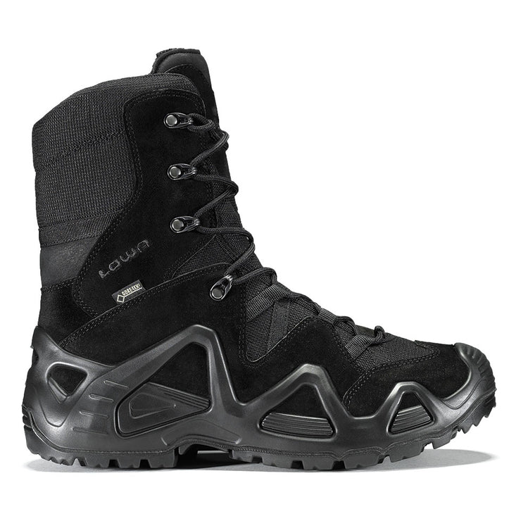 Lowa Zephyr GTX Hi TF - Black - Baker's Boots and Clothing