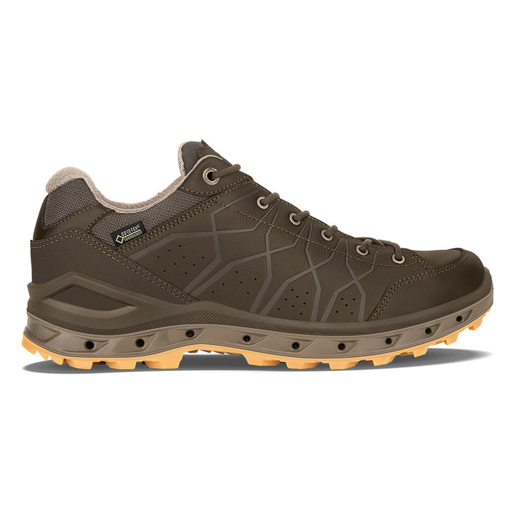 Lowa Aerano GTX Lo - Espresso - Baker's Boots and Clothing