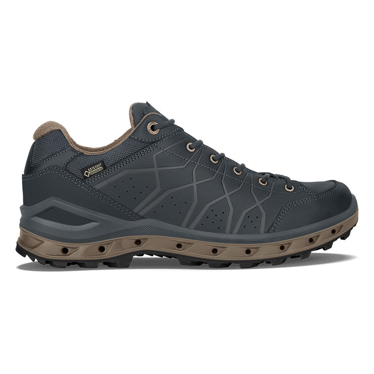 Lowa Aerano GTX Lo - Navy - Baker's Boots and Clothing