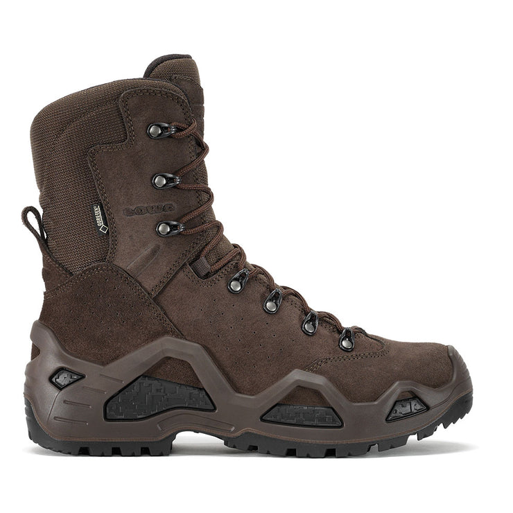 Lowa Z-8S GTX - Dark Brown - Baker's Boots and Clothing
