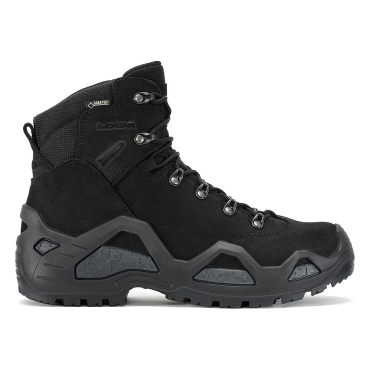 Lowa Z-6S GTX - Black - Baker's Boots and Clothing