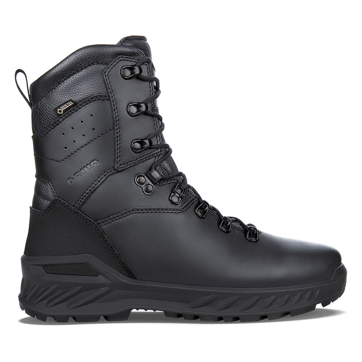 Lowa R-8 GTX Thermo - Black - Baker's Boots and Clothing