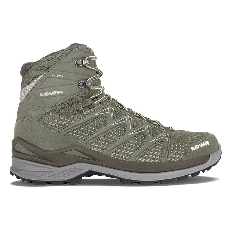 Lowa Innox Pro GTX Mid - Olive - Baker's Boots and Clothing