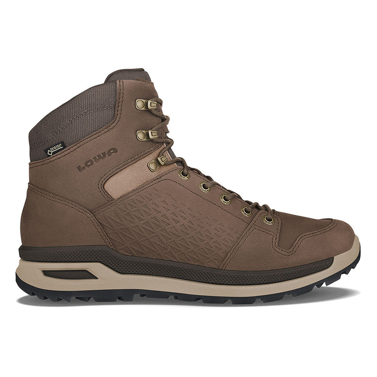 Lowa Locarno GTX Mid - Brown - Baker's Boots and Clothing