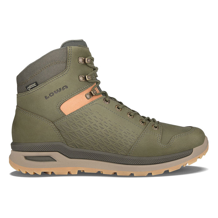 Lowa Locarno GTX Mid - Forest - Baker's Boots and Clothing