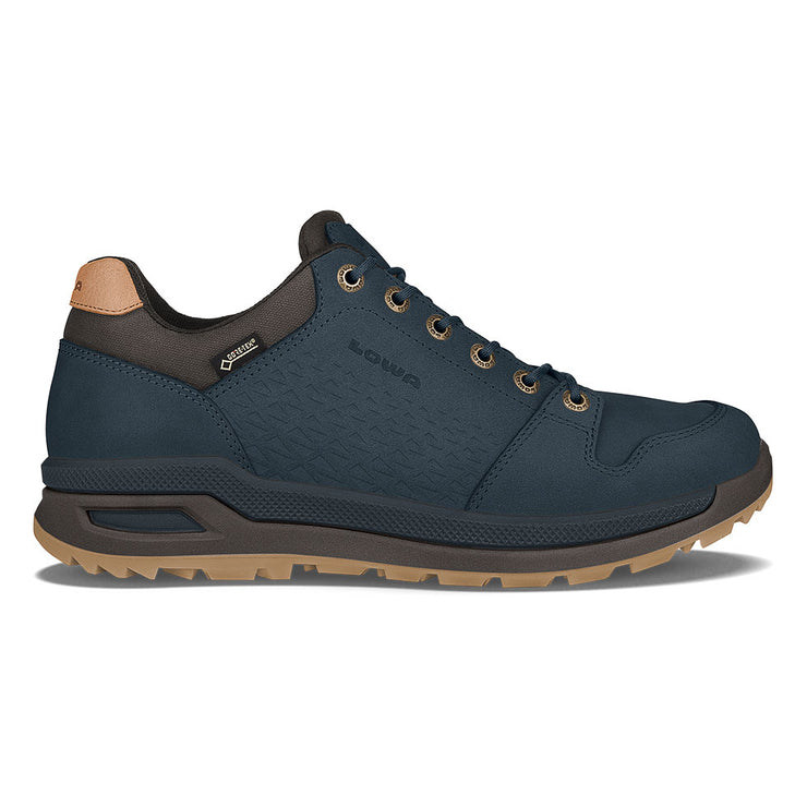 Lowa Locarno GTX Lo - Navy - Baker's Boots and Clothing
