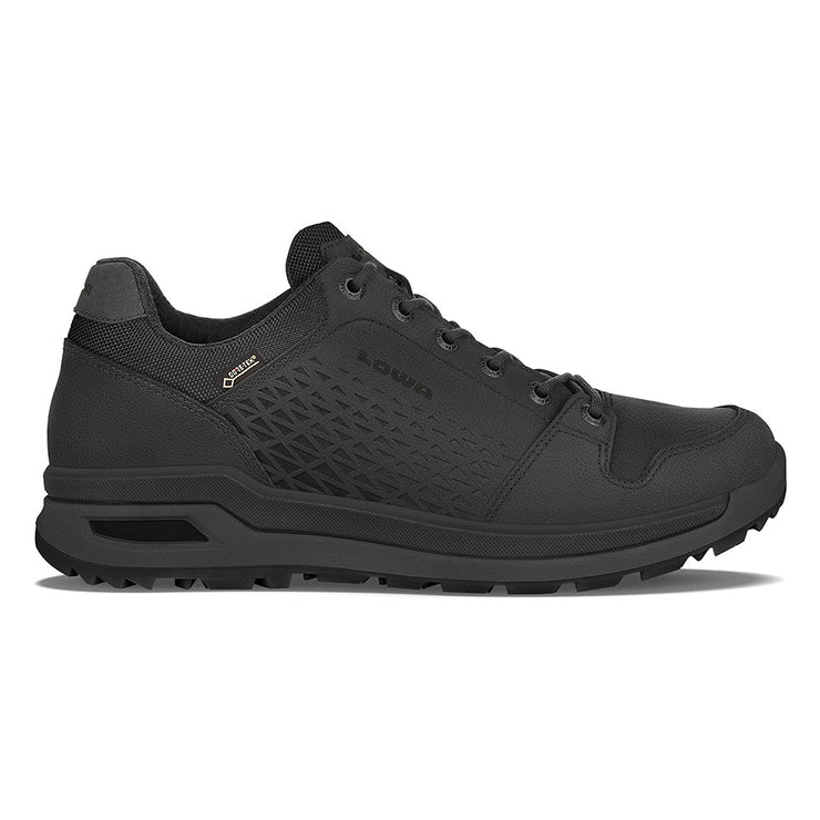 Lowa Locarno GTX Lo - Black - Baker's Boots and Clothing