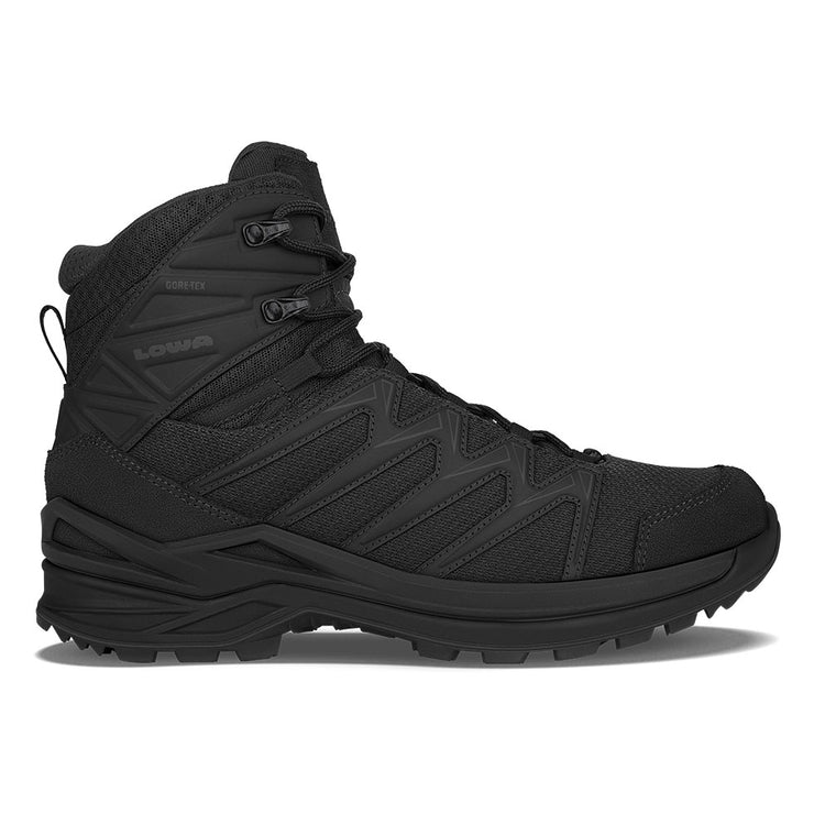 Lowa Innox Pro GTX Mid TF - Black - Baker's Boots and Clothing