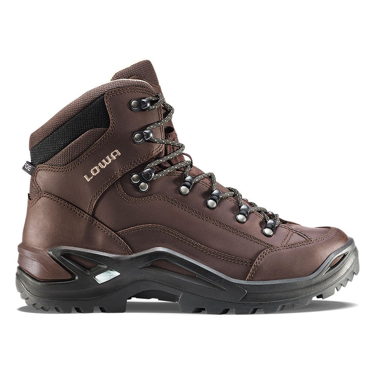 Lowa Renegade LL Mid - Espresso - Baker's Boots and Clothing