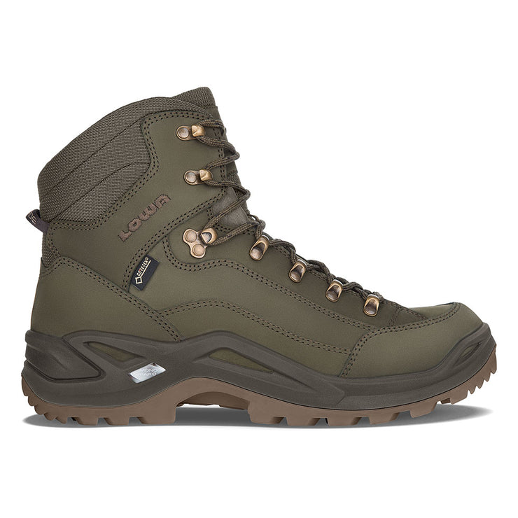 Lowa Renegade GTX Mid - Basil - Baker's Boots and Clothing