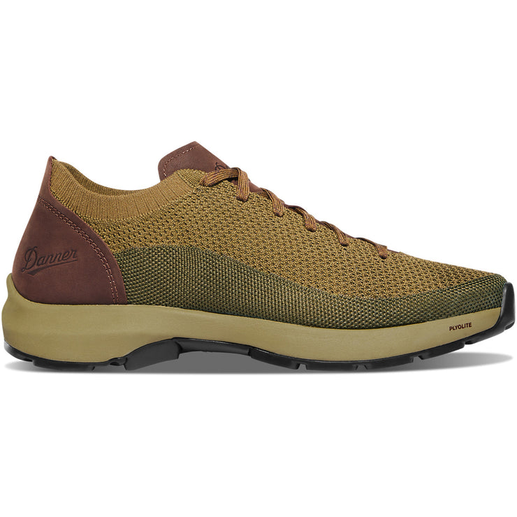 Danner Caprine Low Olive/Pinecone - Baker's Boots and Clothing