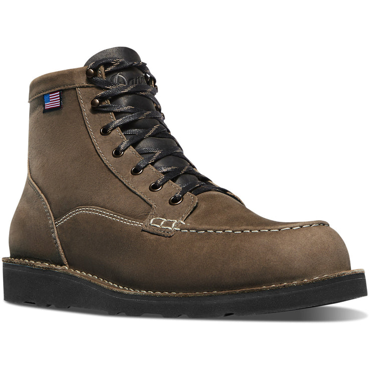 Danner Bull Run Lux Vintage Sterling - Baker's Boots and Clothing