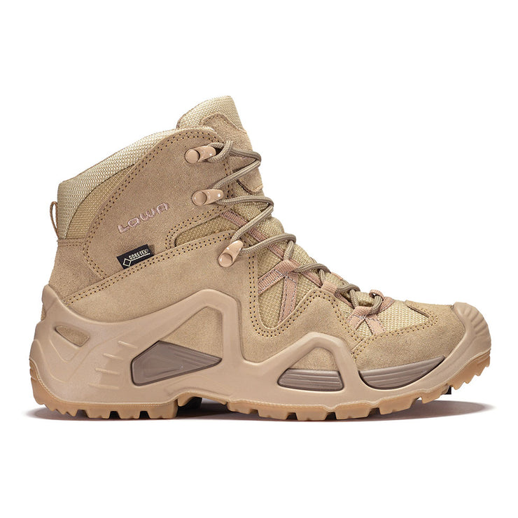 Lowa Zephyr GTX Mid TF Women's- Desert - Baker's Boots and Clothing