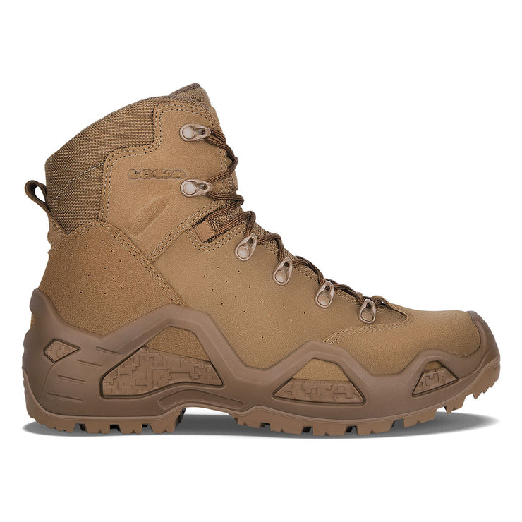 Lowa Z-6S - Coyote Op - Baker's Boots and Clothing