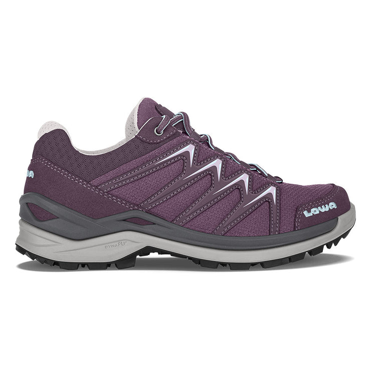 Lowa Innox Pro GTX Lo Women's- Prune - Baker's Boots and Clothing