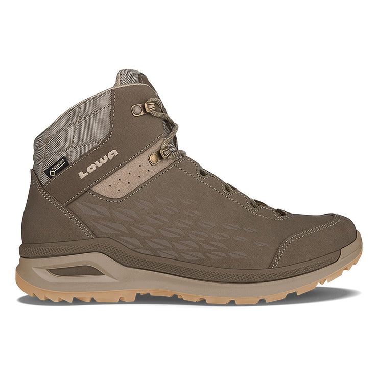 Lowa Locarno GTX Qc Women's- Taupe/Stone - Baker's Boots and Clothing