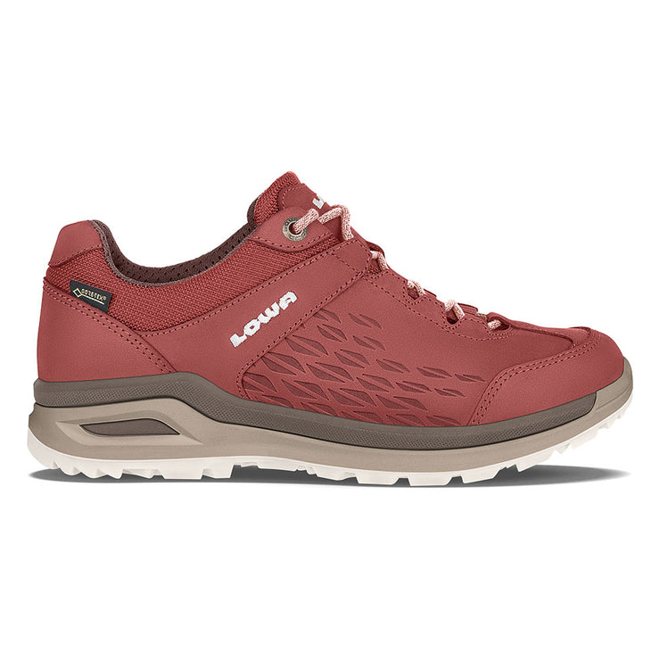Lowa Locarno GTX Lo Women's- Cayenne - Baker's Boots and Clothing
