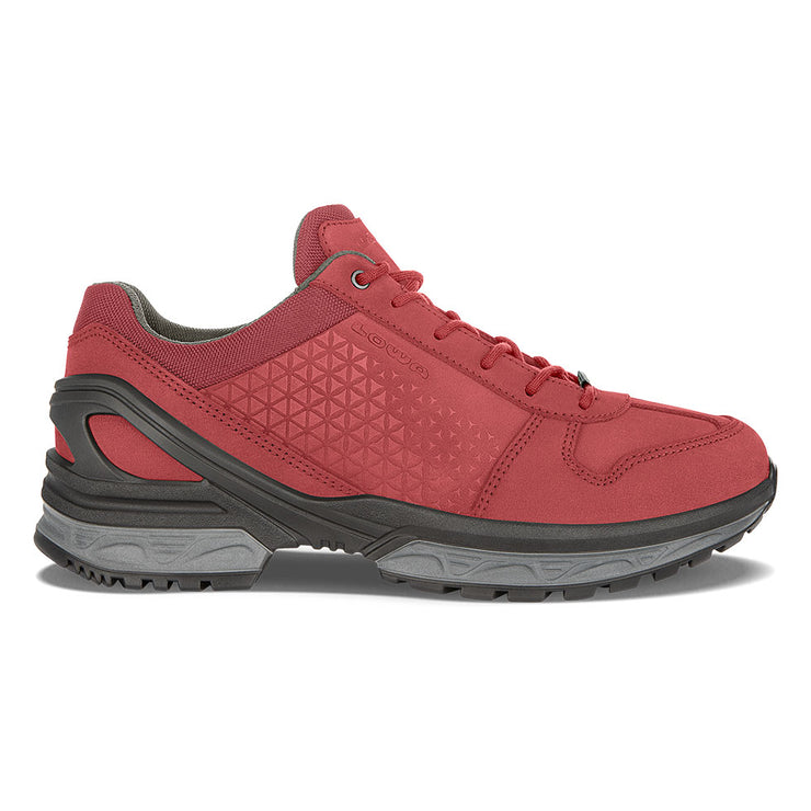 Lowa Walker GTX Women's- Red - Baker's Boots and Clothing
